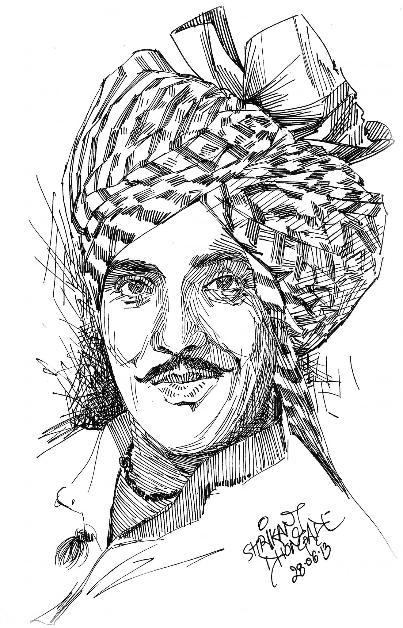 Vichha Majhi Puri Kara Legendary Actor Director of Marathi Cinema Dada Kondke