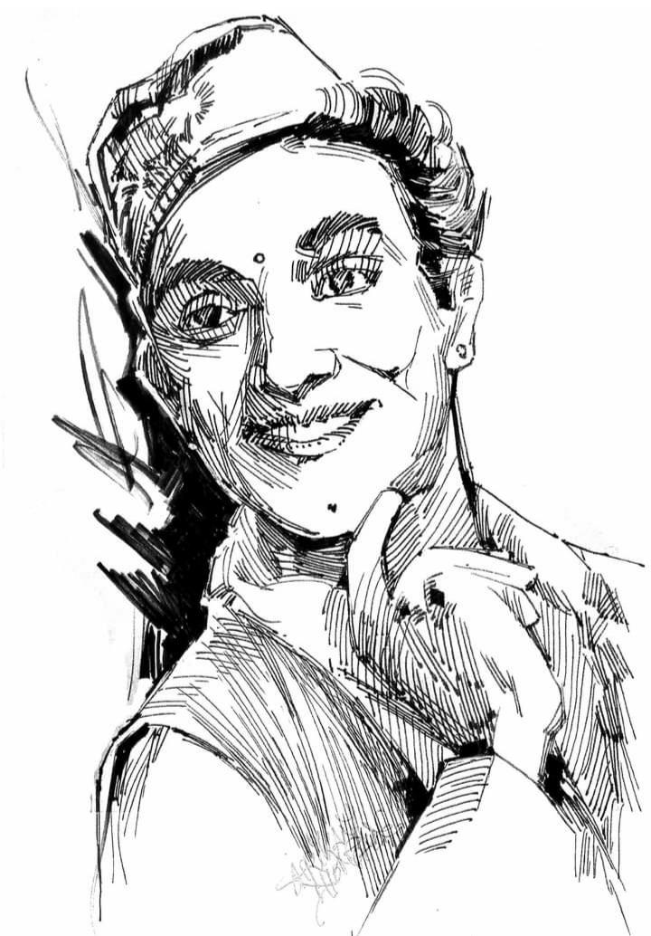 Remembering Ganpat Patil one of the Most Popular Actor of Marathi Tamasha Films