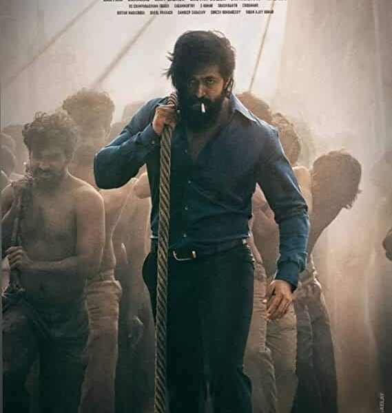 KGF Chapter2 poster