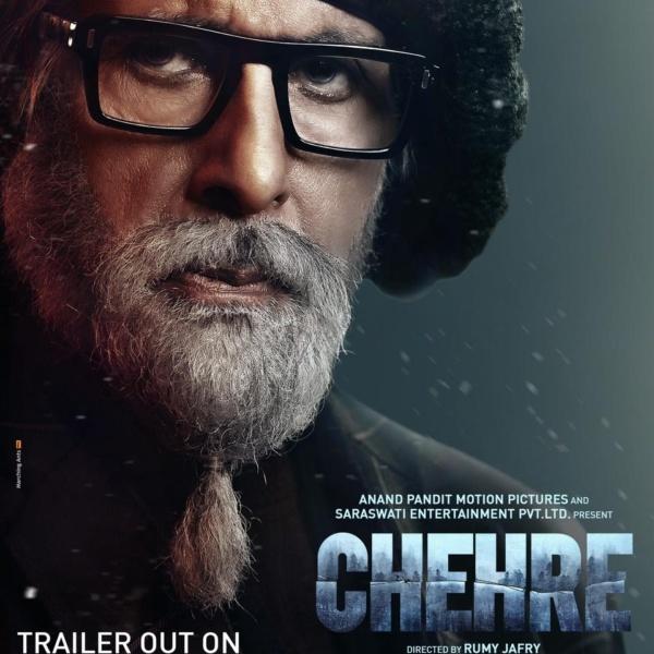 chehre movie poster