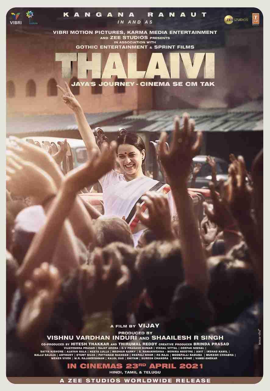 thalaivi official trailer