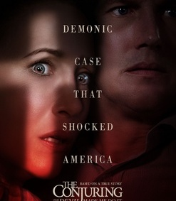 The Conjuring: The Devil Made Me Do It Official Trailer