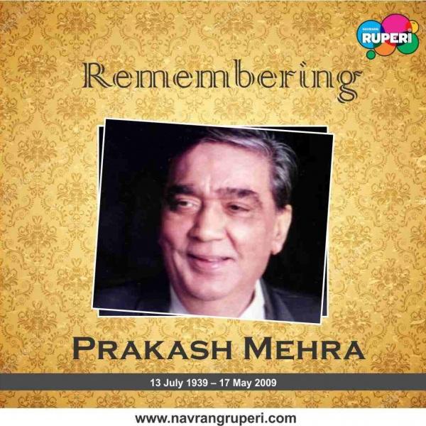 Remembering Super Hit Film Director Prakash Mehra