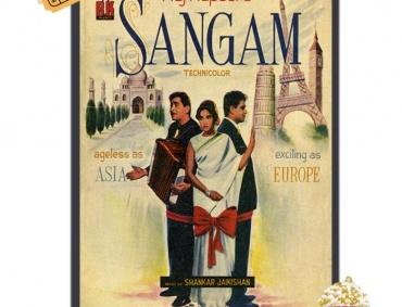 Memories of Raj Kapoor's Superhit Musical Hindi Film Sangam released in 1964