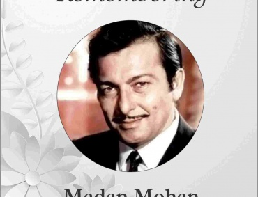 Remembering the Melodious Musician Madan Mohan