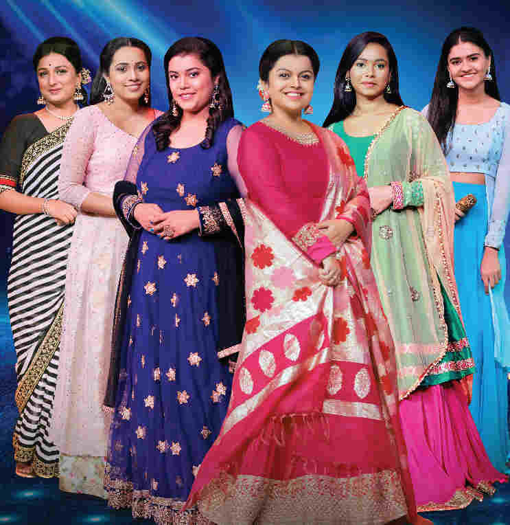 Sur Nava Dhyas Nava Final Round on 13th June on Colors Marathi TV Channel