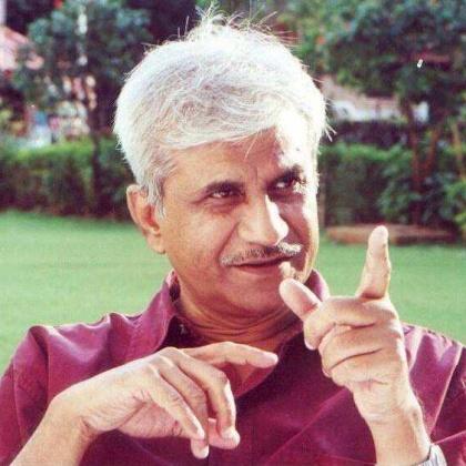 Birthday Wishes to Film Director Dr. Jabbar Patel