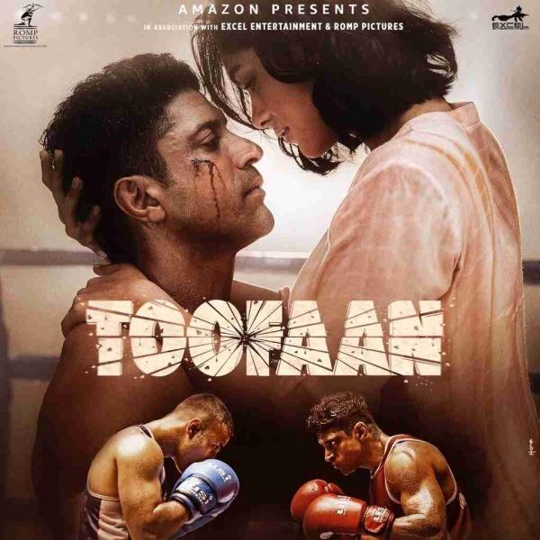 Amazon Prime Video released the trailer of Toofaan