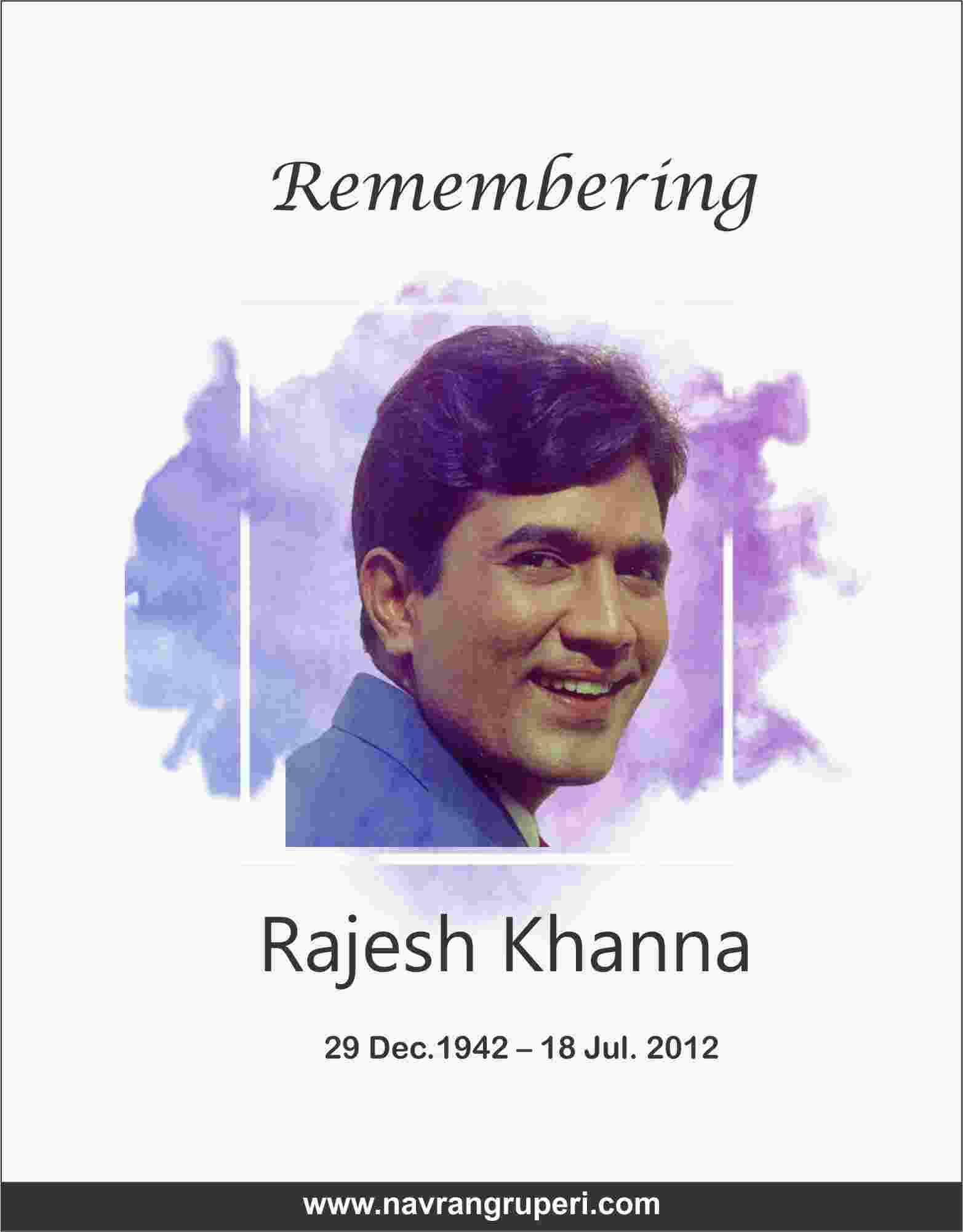 Revisiting Superstar Rajesh Khannas Musical Journey