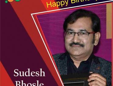 Birthday Wishes to Singer Sudesh Bhosle