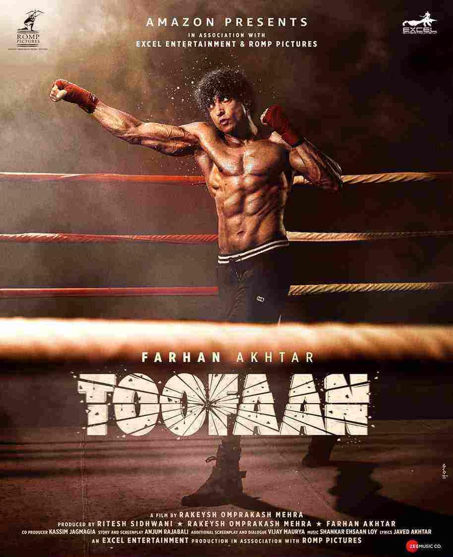 Toofaan Movie Review