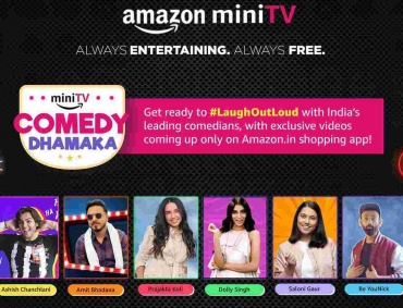 Amazon MiniTV brings Exclusive Comic Content for its Viewers for free