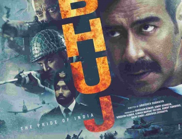 Bhuj: The Pride Of India Official Trailer