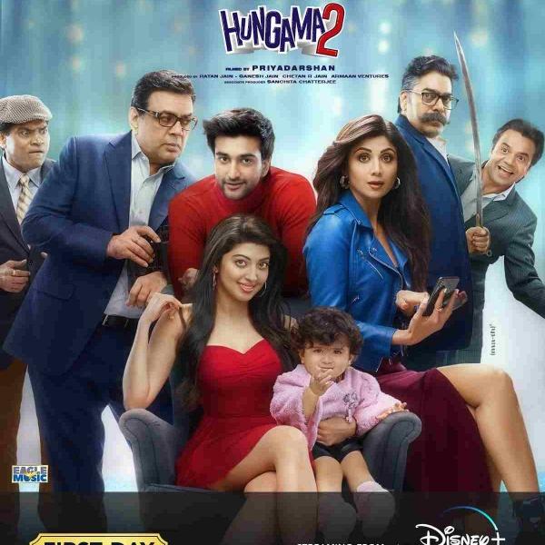 Movie Review Hungama-2