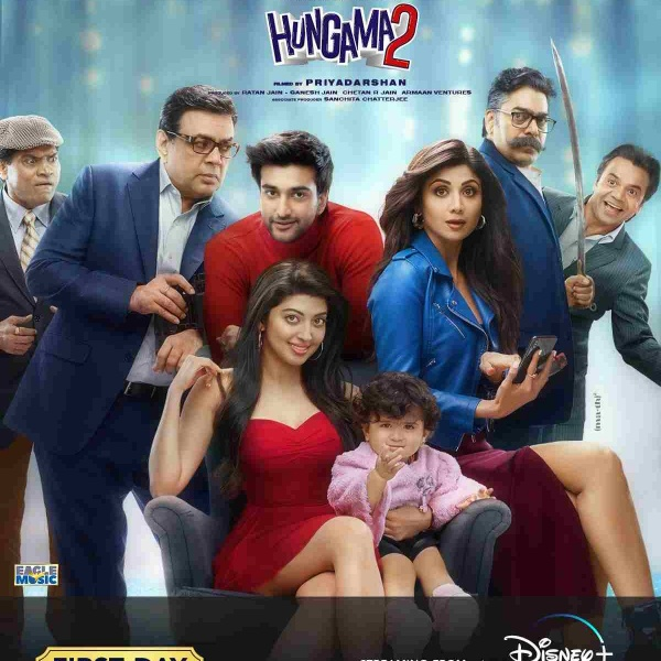 Hungama 2 Official Trailer