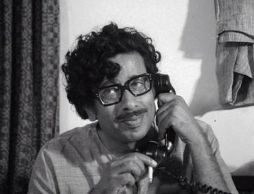 One of the Finest and Popular Actor of Marathi Cinema Nilu Phule