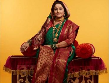 Actress Nishigandha Wad will portray Jijamata in Jai Bhawani Jai Shivaji TV Serial