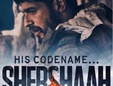 Trailer of upcoming hindi movie shershaah on 25th july