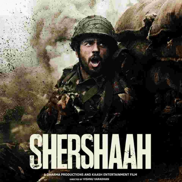 Amazon Prime Video Shershaah Official Trailer