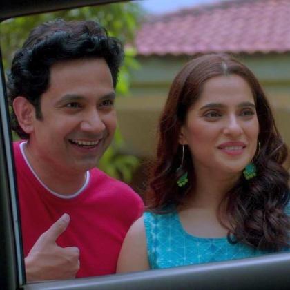 Priya Bapat and Umesh Kamat reunites for their next Aani Kaay Hava on MX Player