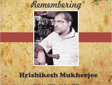 Remembering Hrishikesh Mukherjee One of the Finest Director of Hindi Cinema