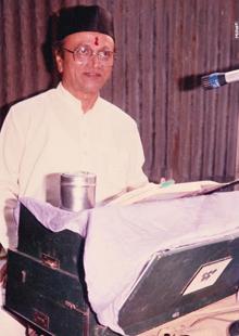 Marathi BhaavGeet Singer Babanrao Navadikar Birth Centenary Special