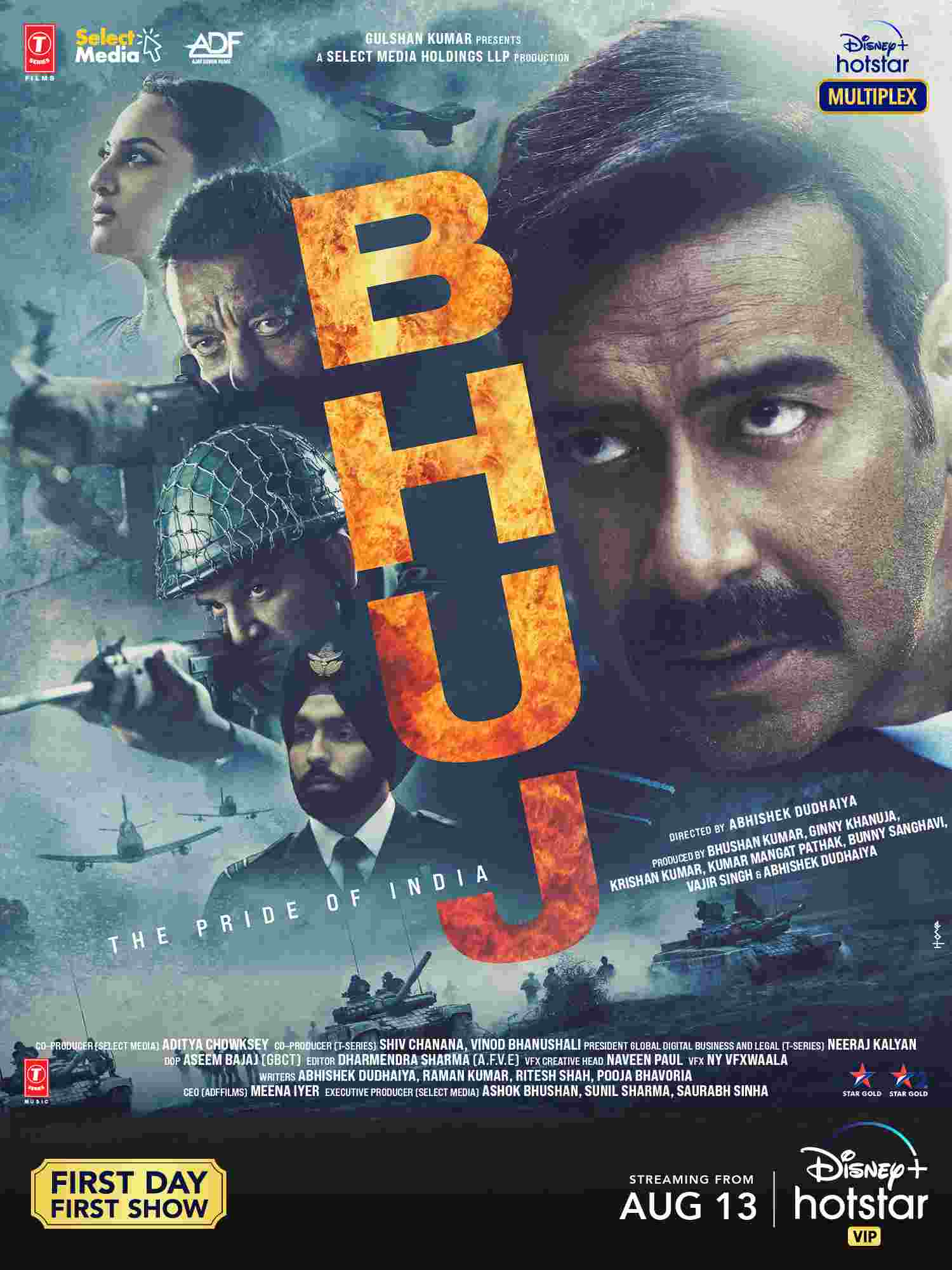 Movie Review Bhuj The Pride of India