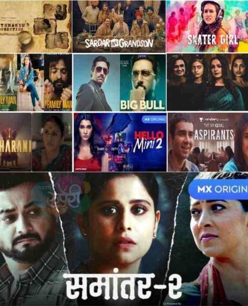 Presence of Marathi Entertainment on OTT Platform as Compared to Hindi