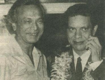 story of special bonding between Lyricist Shakeel Badayuni and music director naushad