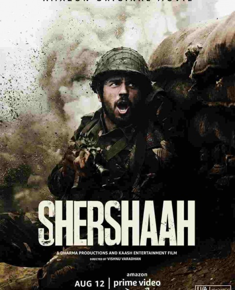 Movie Review Shershaah