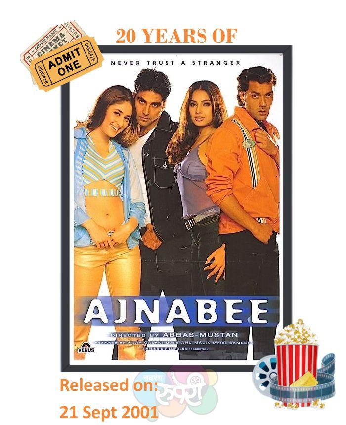 21sept ajnabee-2001