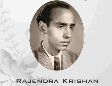 Remembering Rajendra Krishan, the Multi-Talented Lyricist, Poet and Writer from Golden Era of Hindi Film Music
