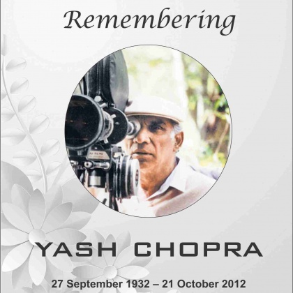 Remembering Director Yash Chopra Hindi Cinema's King of Romantic Films