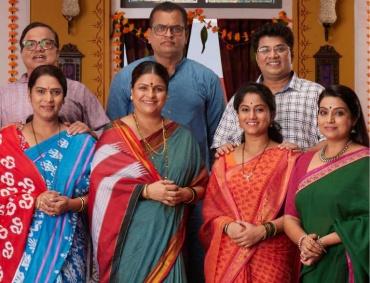 New Marathi TV Serial Thipkyanchi Rangoli on Star Pravah