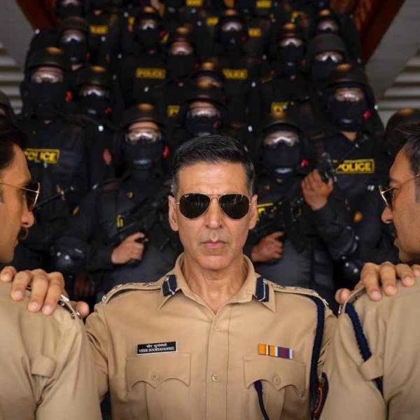 Film Sooryavanshi Starring Akshay Kumar Ready To Release This Diwali 2021