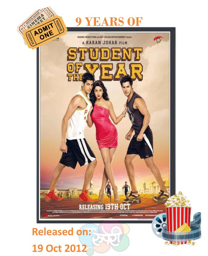 19Oct-Student of the year 2012