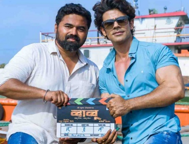 Shooting began for Marathi Film 'Babu' Starring Ankit Mohan