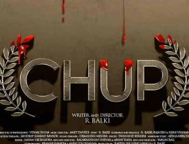 The motion poster of Director R Balki's new psychological thriller Chup out now!