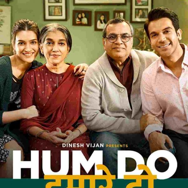 Hum Do Hamare Do Official Trailer