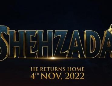 Kartik Aaryan announces his upcoming film 'Shehzada'