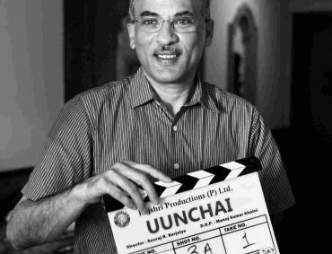 Anupam Kher Announces Rajshri Production's Next film Uunchai, directed by Sooraj Barjatya